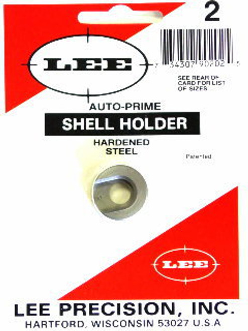 LEE Auto Prime Shell Holder 2