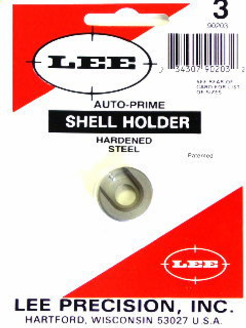 LEE Auto Prime Shell Holder 3