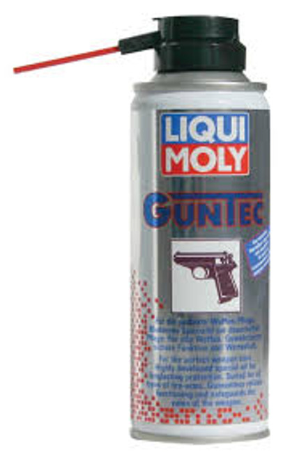 Guntec Liqui Moly 200ml Spray Oil