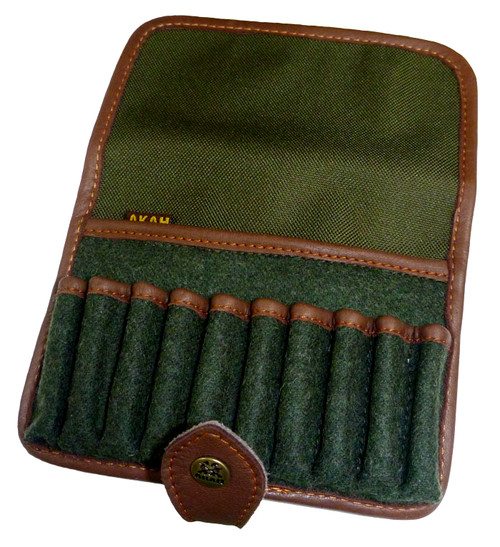 AKAH Cartridge Case LODEN
