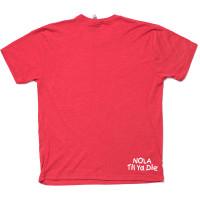 Logo/NTYD Hip Tee (red)
