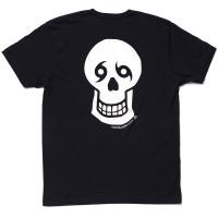 NTYD Left/Skull Back Tee (black)