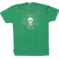 Clover NTYD Tee (green heather)