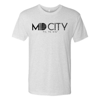 Mid City TYD Tee (white)