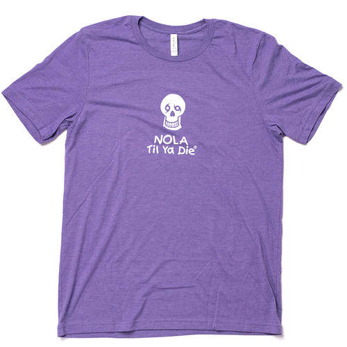 Logo NTYD Tee (purple)