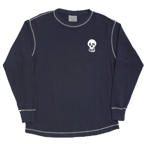 Skull Left/NTYD Hip Vintage Thermal (Navy)