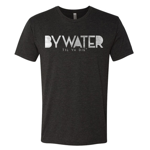 Bywater TYD Unisex Tee (Black Heather)