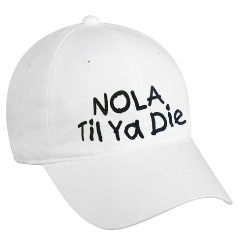 NTYD Dad Hat (white)
