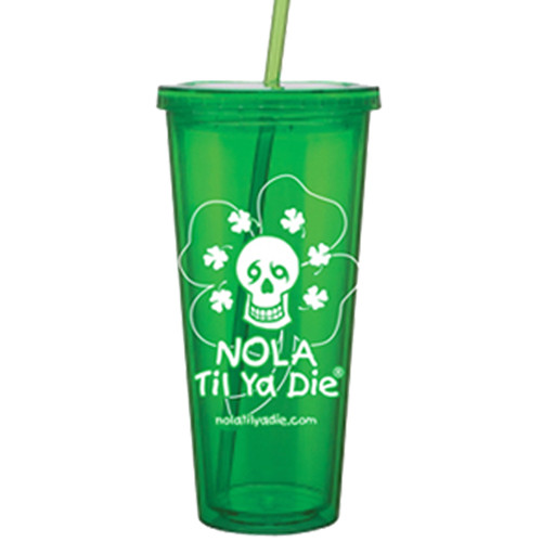 NTYD Clover Tumbler (green)