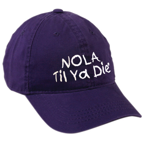 NTYD Dad Hat (purple)