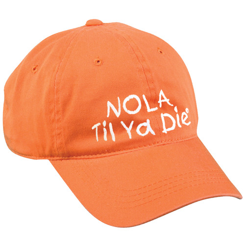 NTYD Dad Hat (orange)