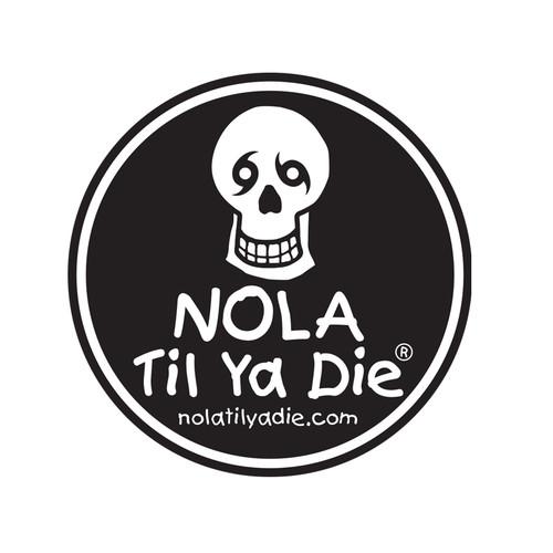 NTYD Logo Magnet (black)