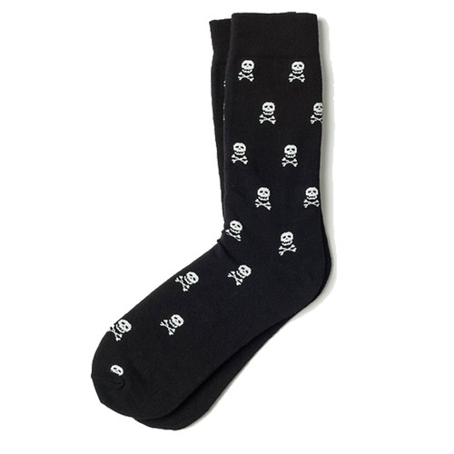 Skulls & Crossbones Socks