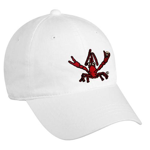Crawfish Dad Hat (white)