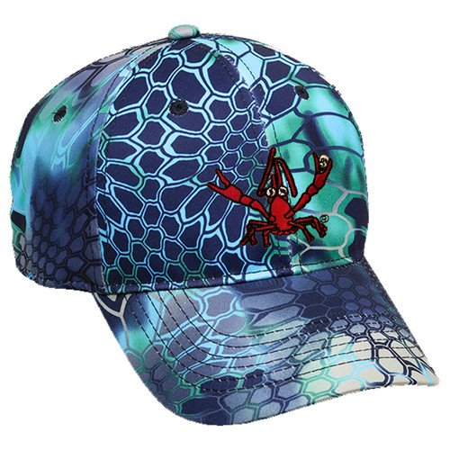Crawfish ProFlex Hat (kryptek pontus)