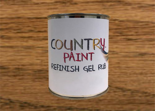 Refinish Gel Rub Provincial