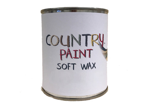 Country Paint Soft Wax
