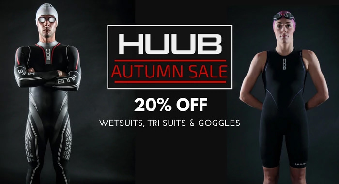 HUUB AUTUMN SALE