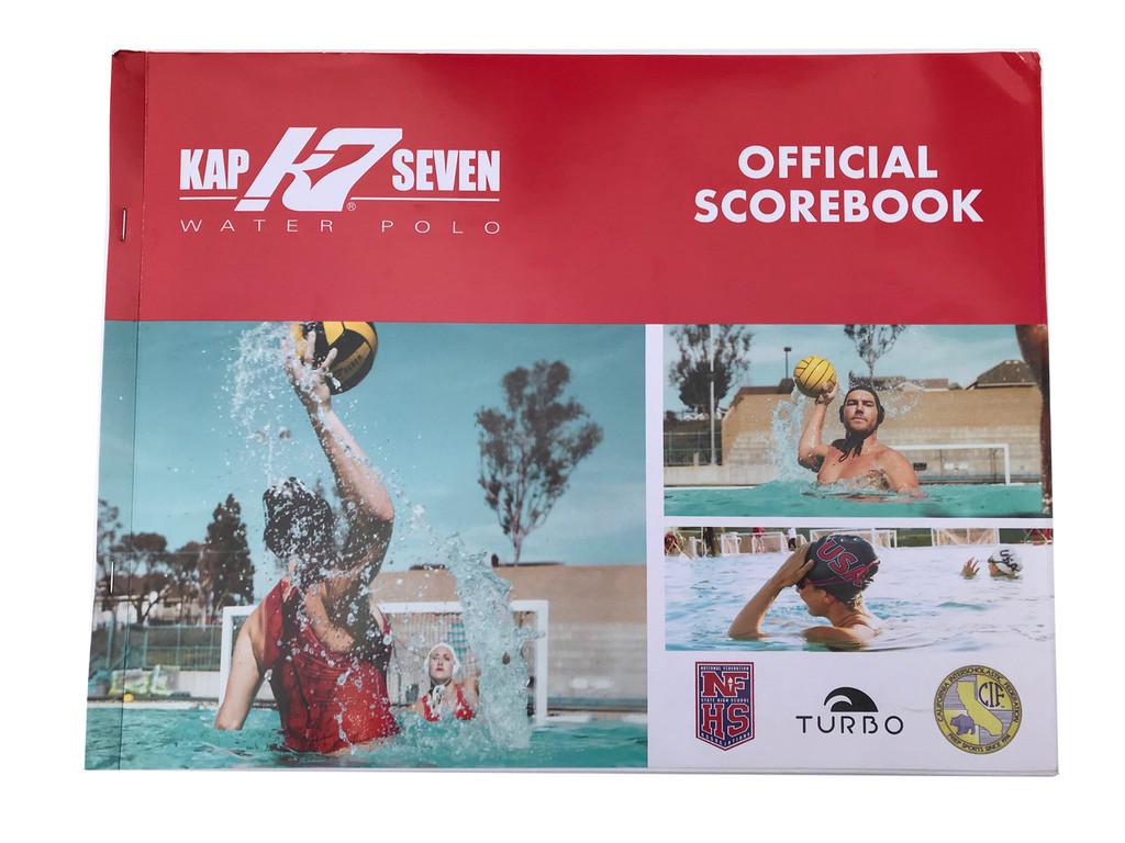 NEW KAP7 Large Scorebook
