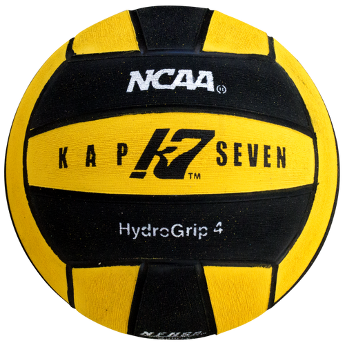 KAP7 Size 4 HydroGrip Water Polo Ball (NCAA, CWPA)
