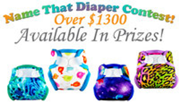 Name That Diaper Contest!