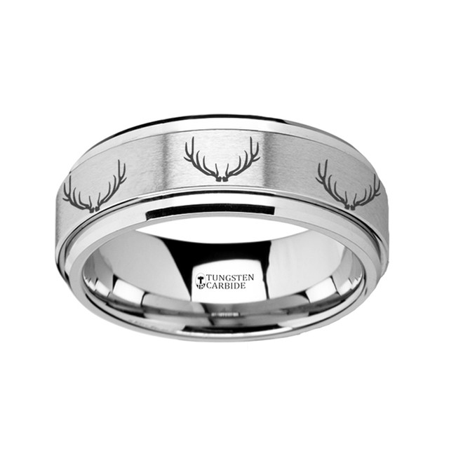 Mens Wedding Rings Mens Rings by Style Animal Themed Page 1