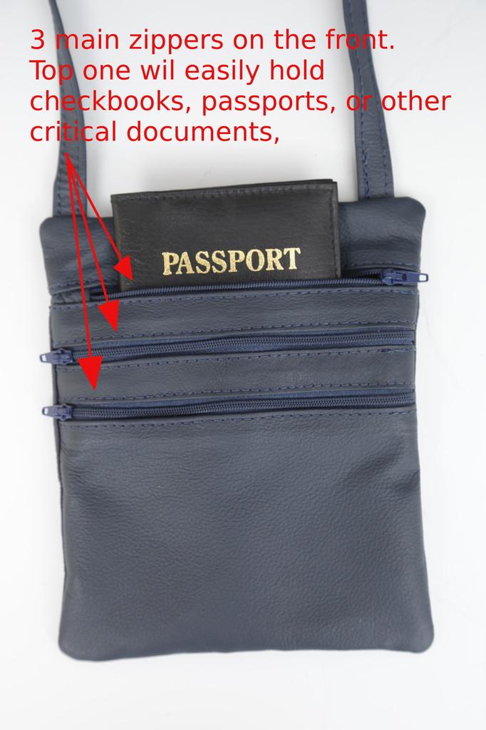 Pocket On A Strap