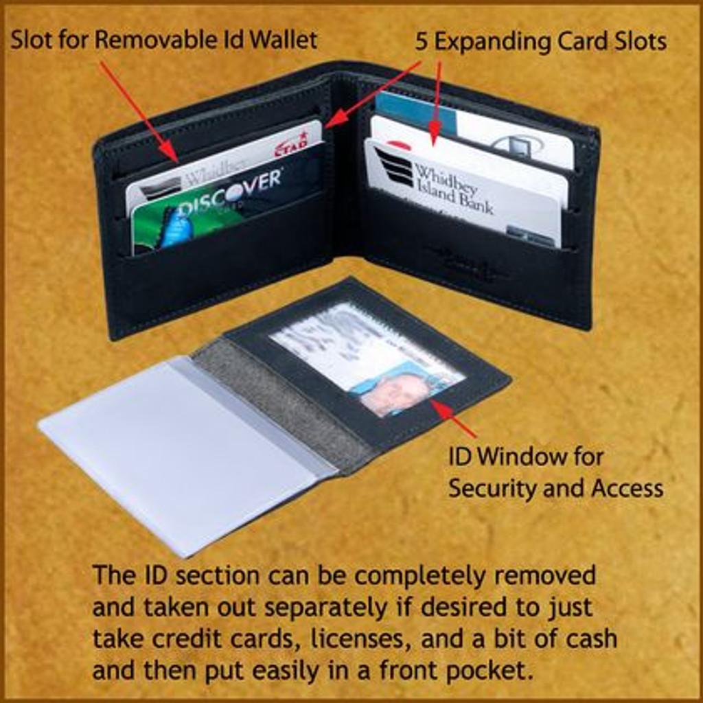 C-Card Bifold w/Pullout ID
