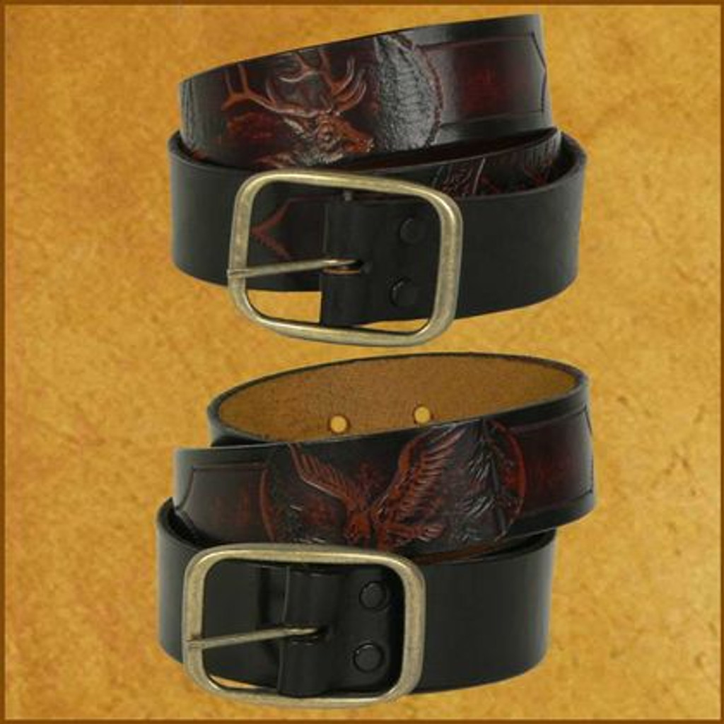Wildlife Design Belts