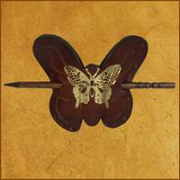 Butterfly Barrette