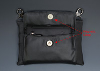 Small Trigger Clip Concealment Bag