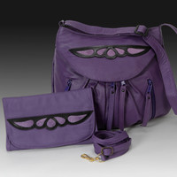 Perfect Purple Concealment Paring!