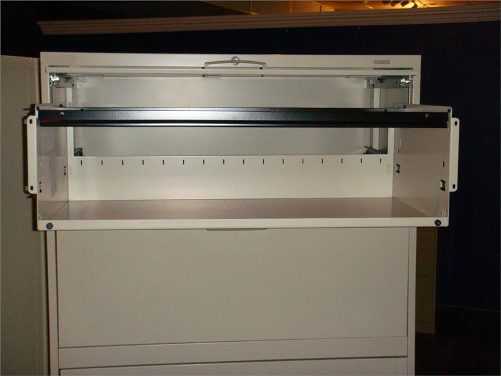 Used Five Drawer Lateral File Teknion