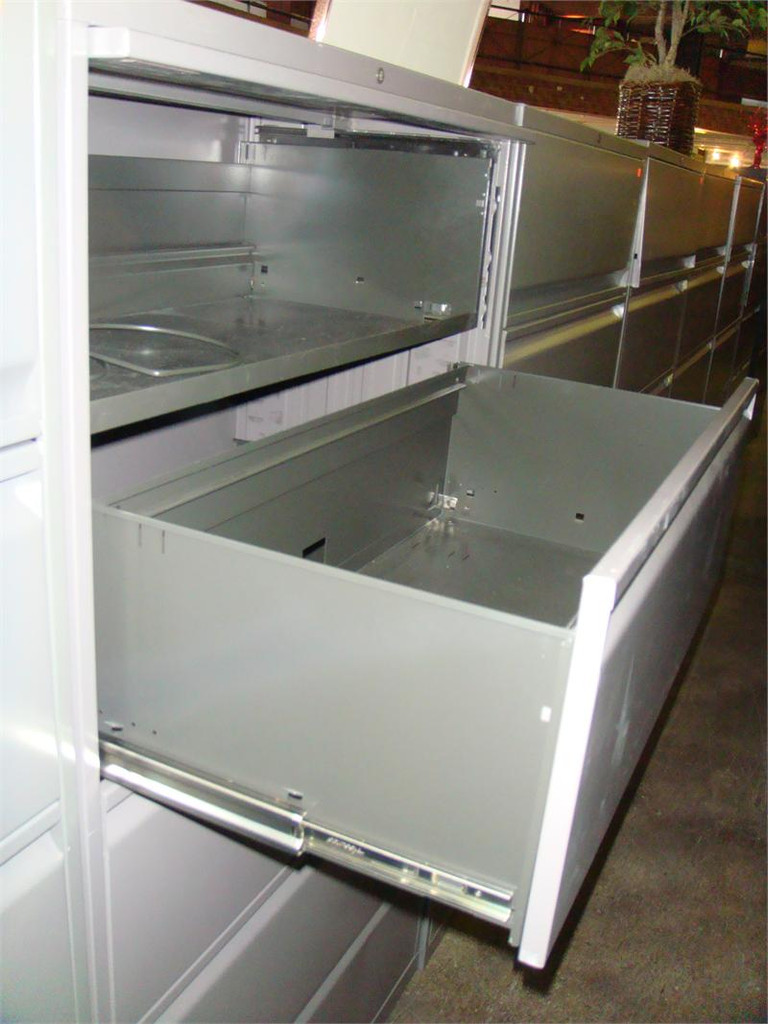 Used Lateral File 5 Drawer