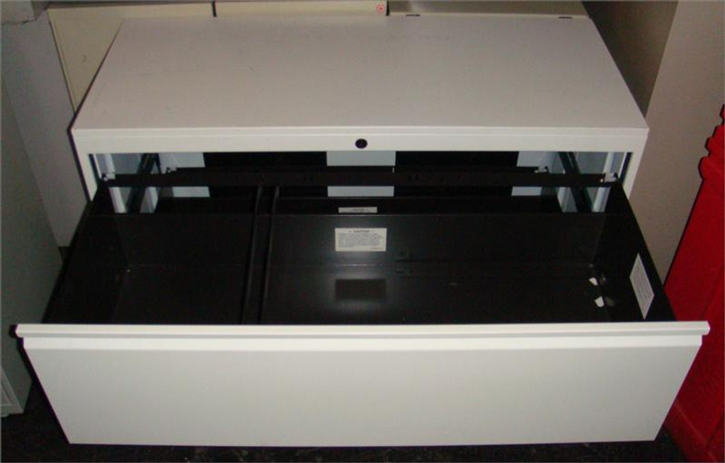 Used HON two drawer lateral file