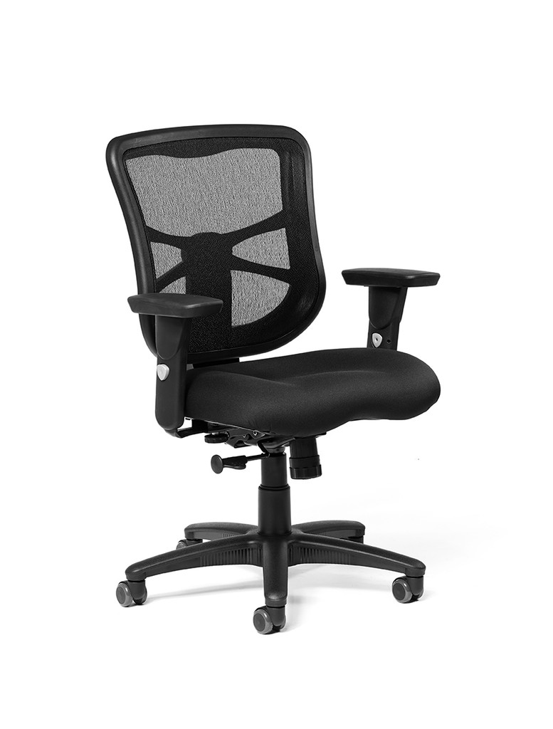 Milan Ultra Mesh Mid-Back Task Chair