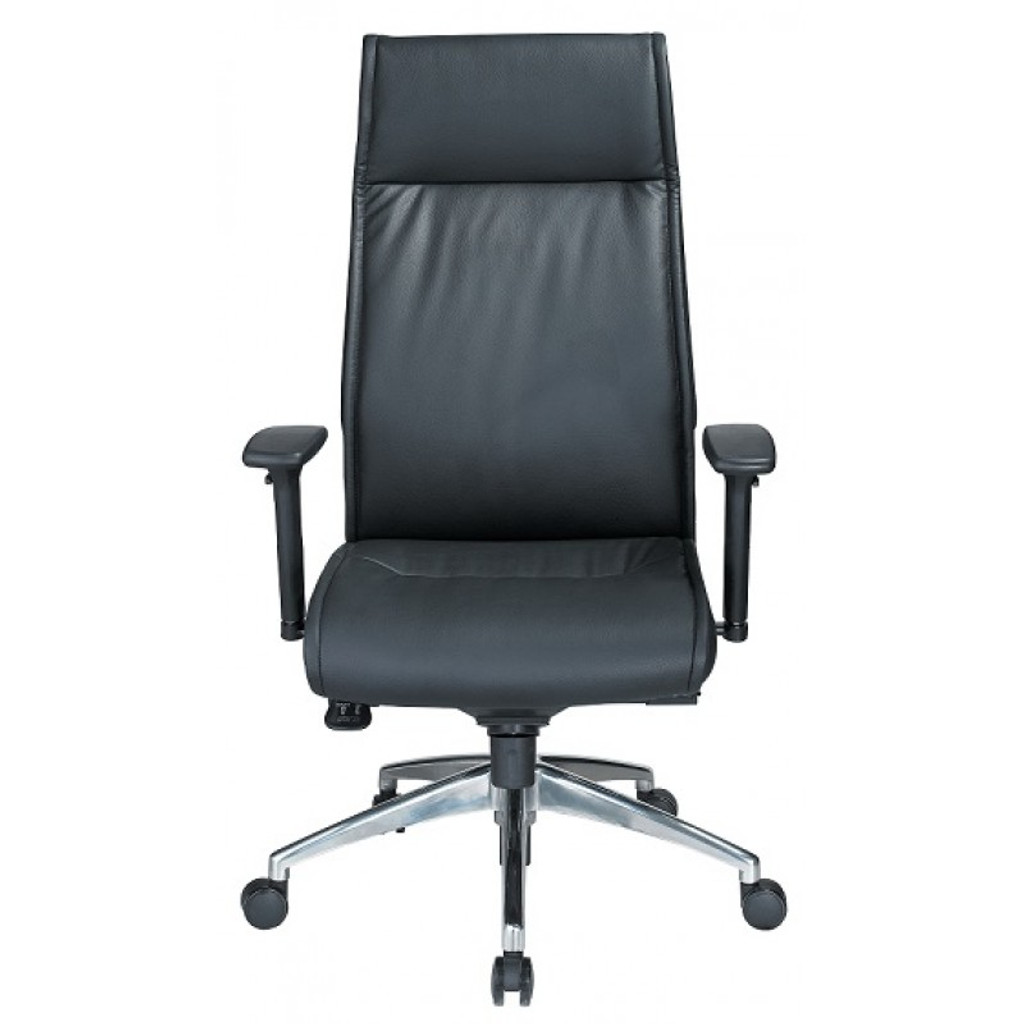 Nice Alto High Back Executive Leather Chair