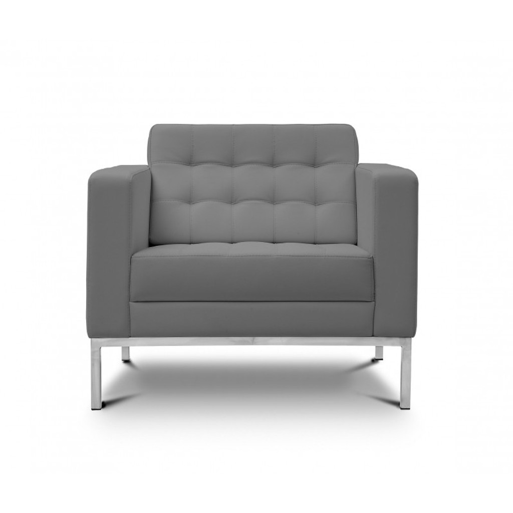 images grey furniture. Modren Furniture Piazza Grey Leather Lounge Chair Intended Images Furniture