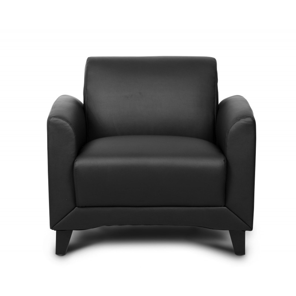 Scelta Leather Lounge Chair
