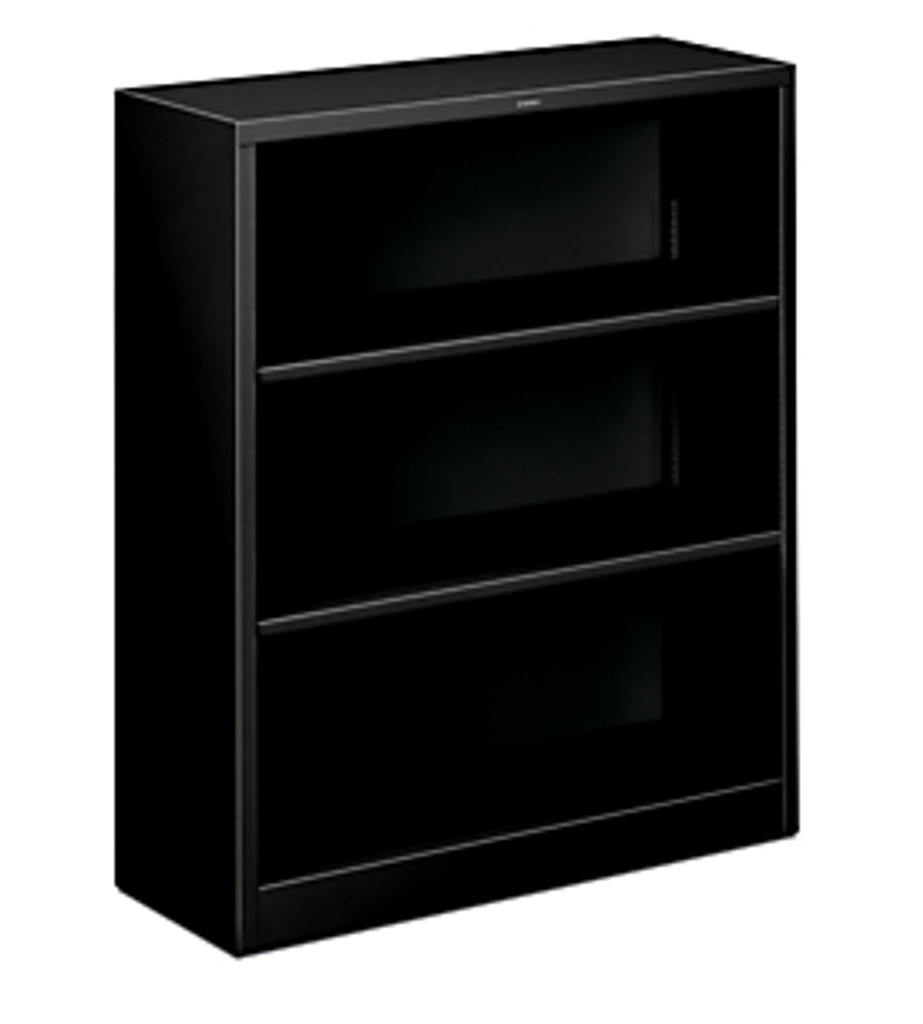 Hon Brigade 3-Shelf Bookcase