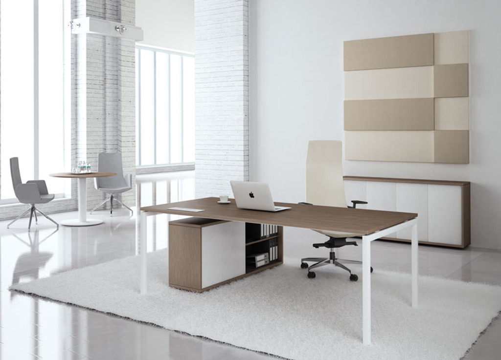 Contemporary Executive Desk Orlando