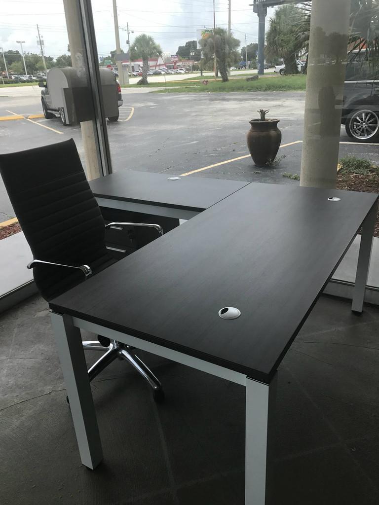 Office desk l shape