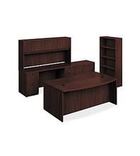 Hon 5-Shelf Bookcase