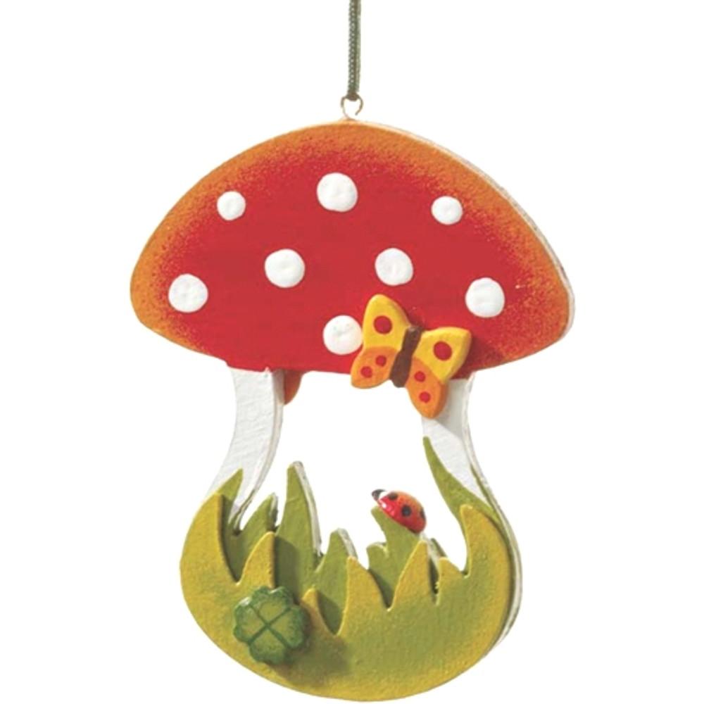 Good Luck Mushroom