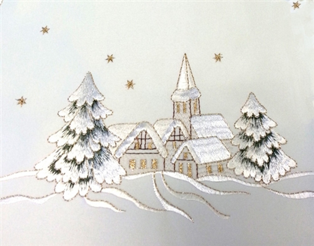 "Winter Snow Round 11"""