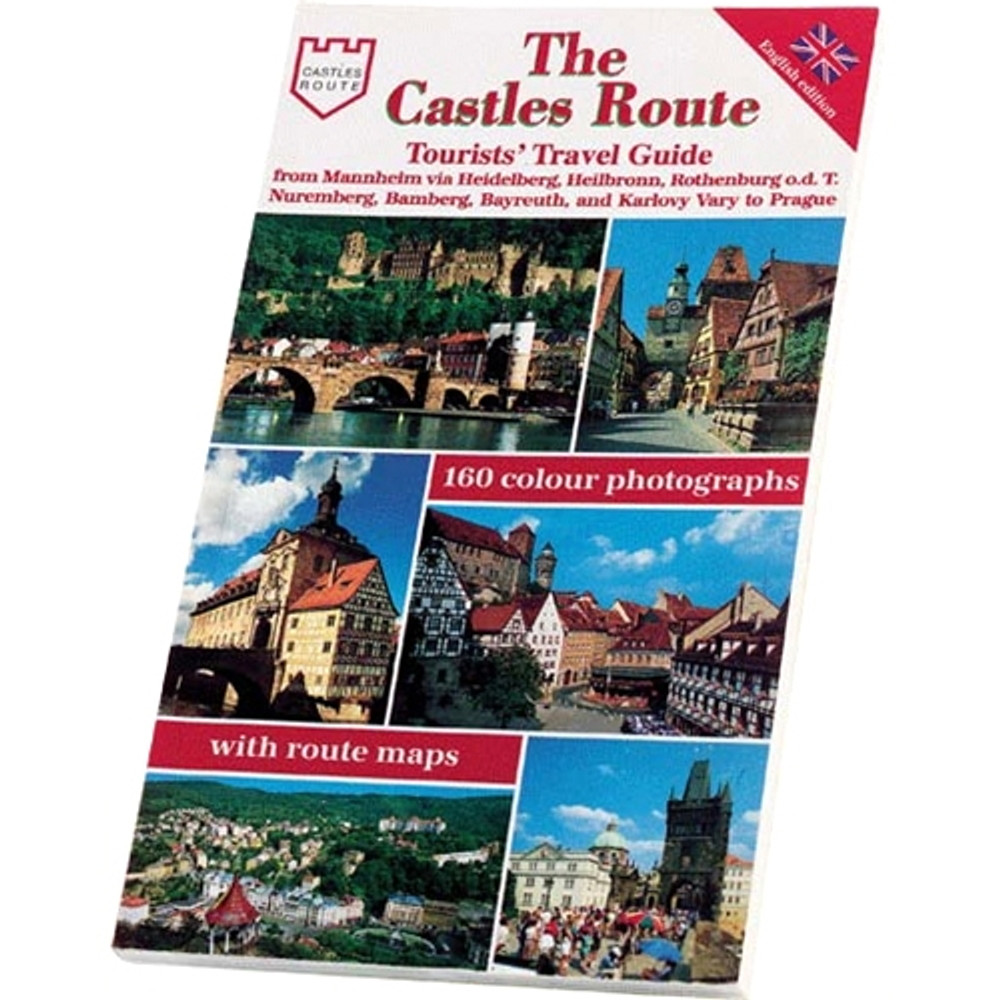 The Castles Route Tourists' Travel Guide Book