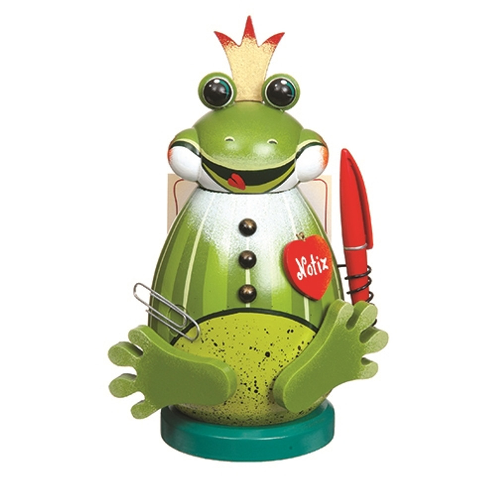 Frog Note Keeper Smoker