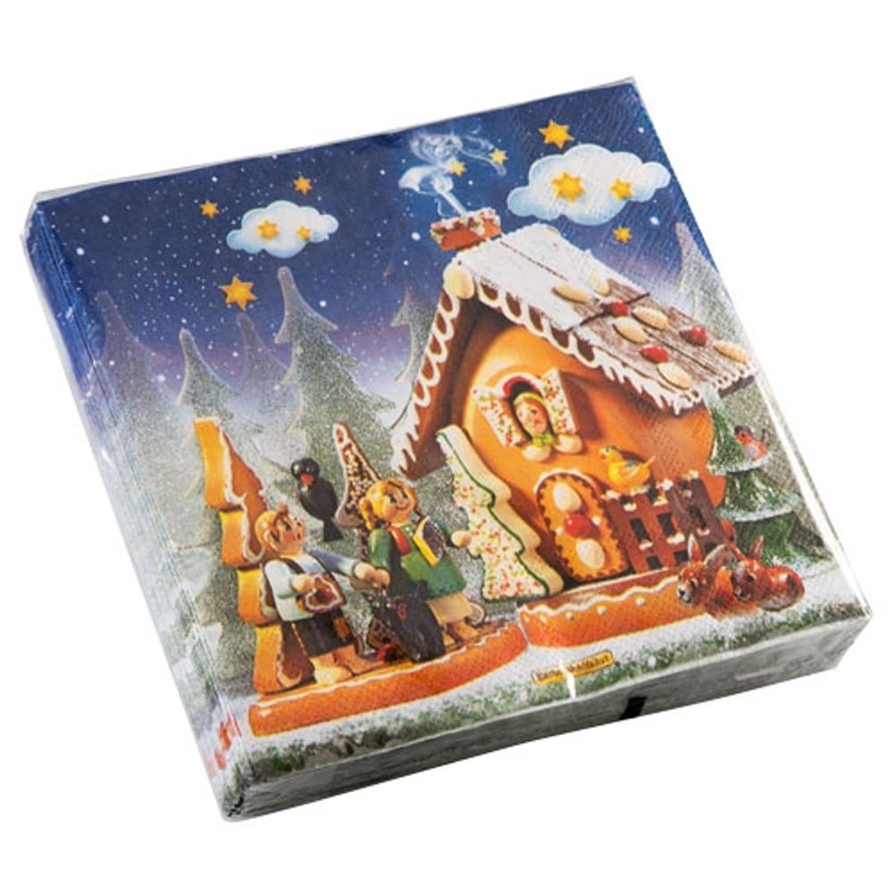 Gingerbread House Napkins