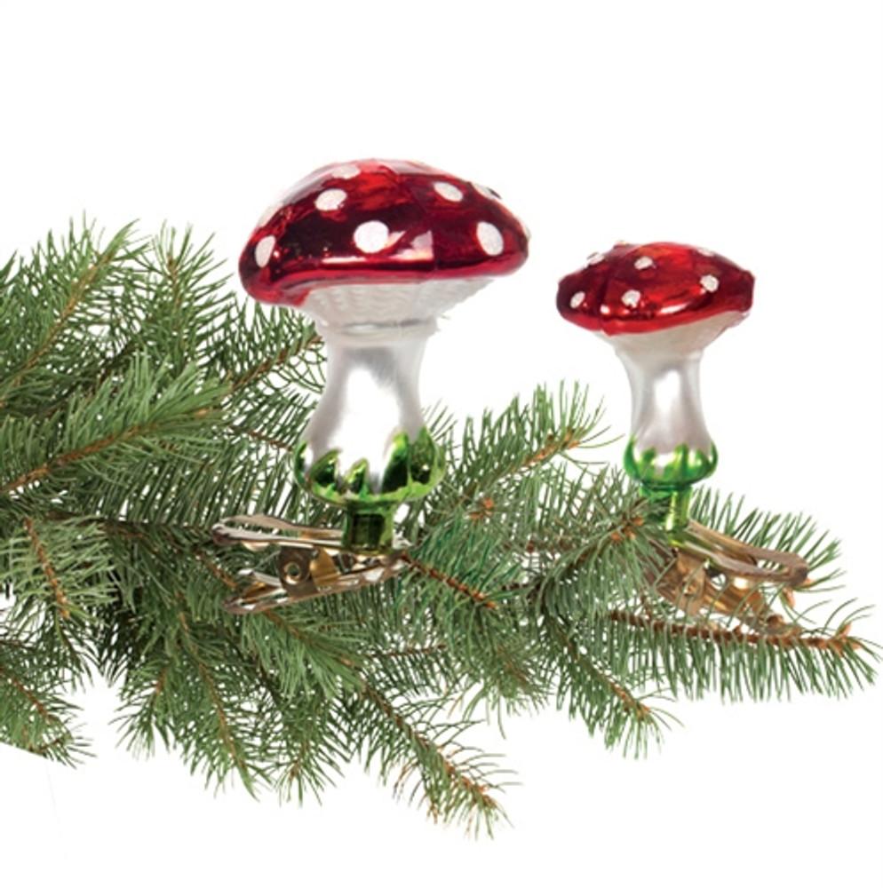 Mushroom Clip - Large