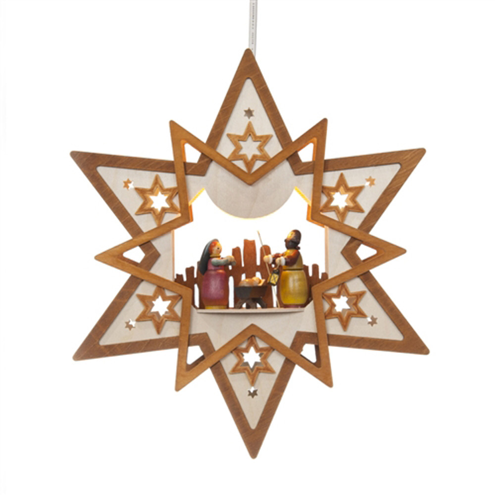 Holy Family Hanging Star